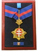 Order of the White Double Cross, 3rd Class